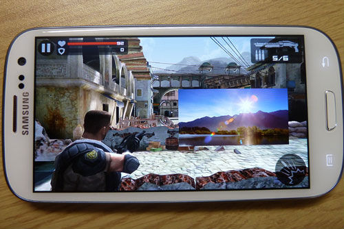Samsung Galaxy S3 for Games