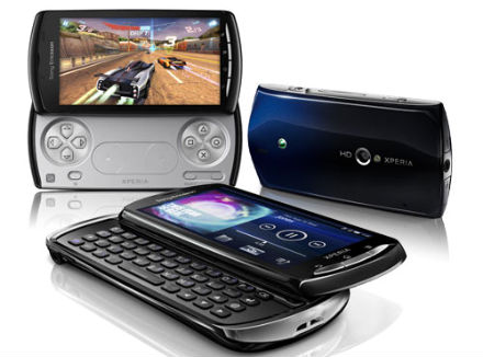 Sony Xperia Play for Gaming Geeks!