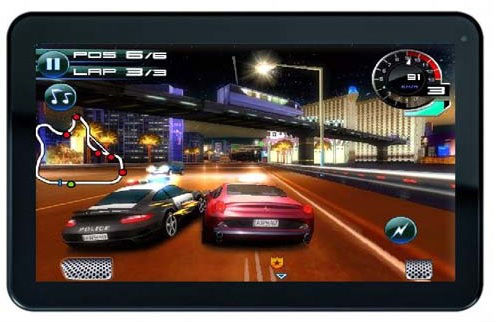 Micromax Funbook Pro Games