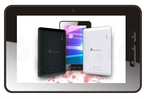 Micromax Funbook Pro Tab in India