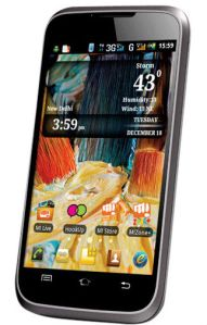 Micromax a54 dual sim android phone