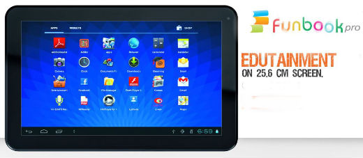 Micromax Funbook Pro for Education