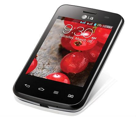 LG Dual SIM android L3 E435