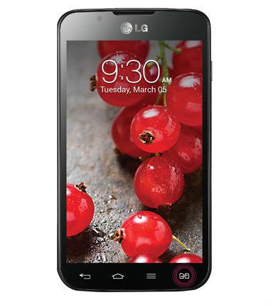 Optimus L7 Dual SIM phone