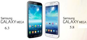 samsung galaxy mega android phones