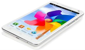 Canvas HD-quad core android phone