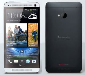 HTC One - Quad core processor Android