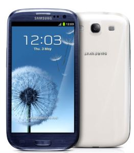 Samasung Galaxy S3 Quad core processor